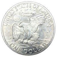 1974г. 1 доллар. США. Эйзенхауэр.