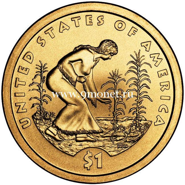 Три сестры 1 доллар США 2009