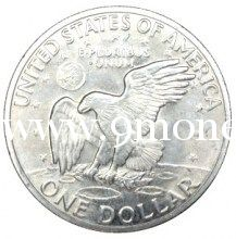 США 1 доллар 1978 года Эйзенхауэр.