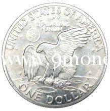 США 1 доллар 1972 года Эйзенхауэр.