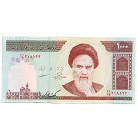 Иран. 1000 риалов. 1992-2011