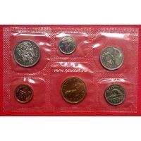 Набор монет Канада.(6 монет)