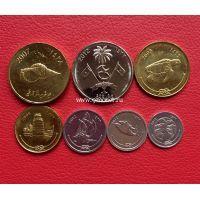 Набор монет Мальдивы.