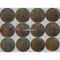 Набор монет Польши Польские Короли