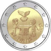 Мальта 2 евро 2017 года. Мир.