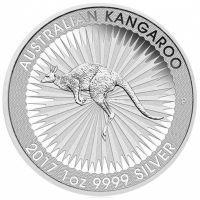 Австралия 1 доллар 2017 года Кенгуру