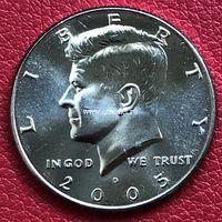 США 50 центов 2005 года Кеннеди Half Dollar D - Денвер