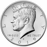 США 50 центов 2019 года Кеннеди (D - Денвер)