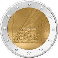 Португалия 2 евро 2021 года Председательство в Совете ЕС
