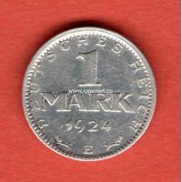 Германия 1 марка 1924 года.