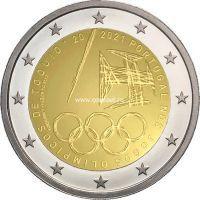 Португалия 2 евро 2021 года Летние Олимпийские игры 2020