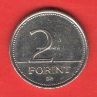 Венгрия монета 2 форинта 2005 года.
