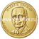 США 1 доллар 2015 года 33 президент Гарри Эс Трумэн (Harry S. Truman)