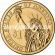 США 1 доллар 2014 года 29 президент Уоррен Гардинг