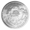 """Канада 25 центов 2015 года. 100 лет стихотворению """"На полях Фландрии""""."""